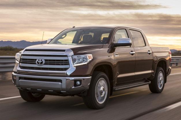 130.000 chiếc bán tải Toyota Tundra bị triệu hồi