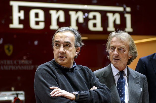 Chủ tịch Ferrari từ chức