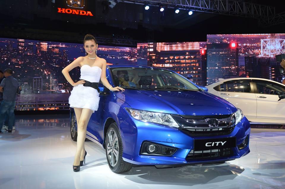 Honda City thế hệ mới về Việt Nam, giá từ 552  triệu đồng