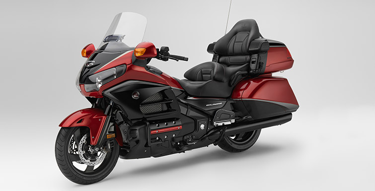 Honda ra mắt Gold Wing GL1800 40th Anniversary Edition