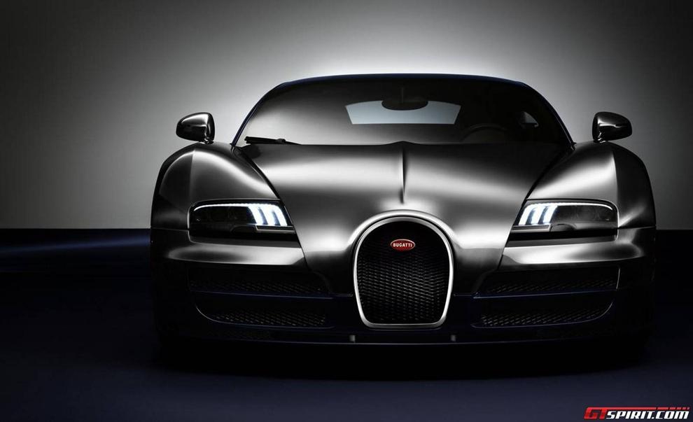 Siêu xe kế nhiệm Bugatti Veyron có thể mang tên Chiron