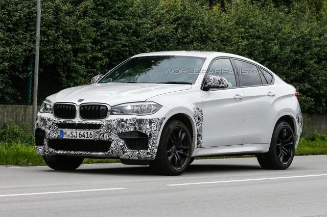 BMW X5 M và X6 M sẽ ra mắt tại Los Angeles Motor Show 2014