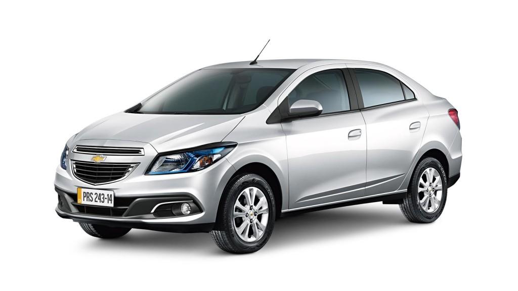 Chevrolet Prisma giá trên 300 triệu có gì?