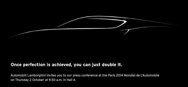 Lamborghini úp mở về siêu xe mới