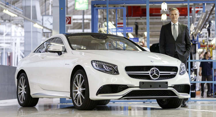 Mercedes-Benz cơ cấu lại việc sản xuất