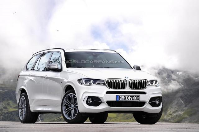 """Xem trước SUV """"đỉnh"""" BMW X7"""