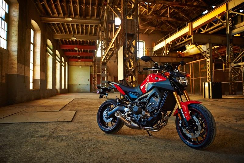 Yamaha triệu hồi hơn 5.000 chiếc FZ-09 2014