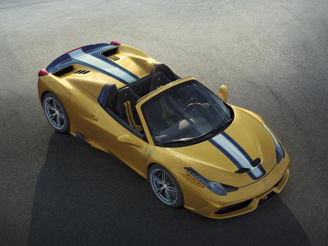 Ferrari xác nhận thời điểm ra mắt 458 Speciale A