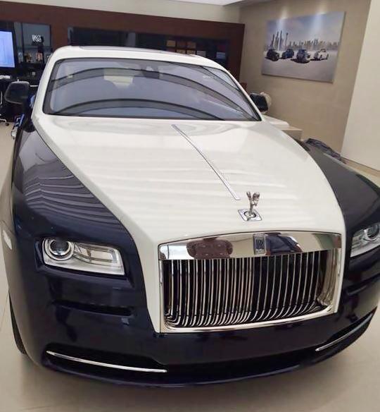 Siêu xe nhanh nhất của Rolls-Royce đã về Việt Nam