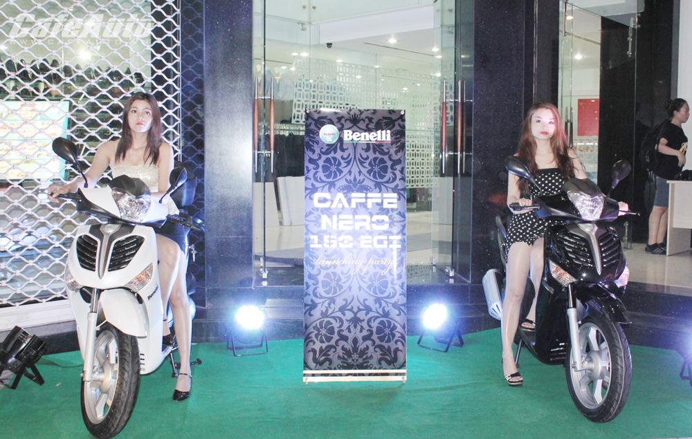 Benelli Caffé Nero 150 ra mắt tại Việt Nam, giá từ 62,5 triệu đồng