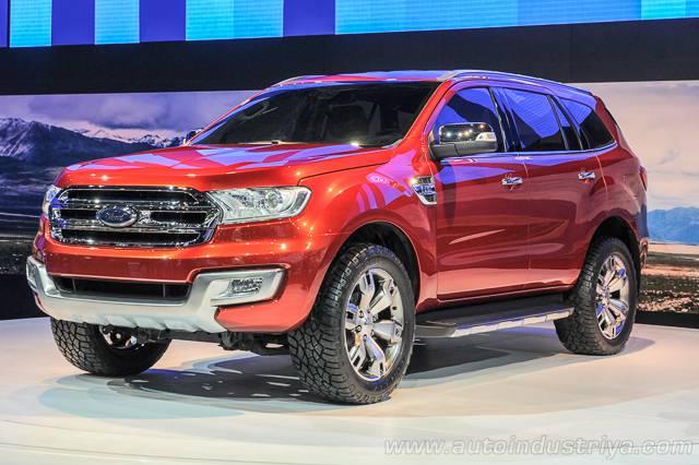 Ford sẽ chỉ sử dụng 9 khung gầm vào năm 2016