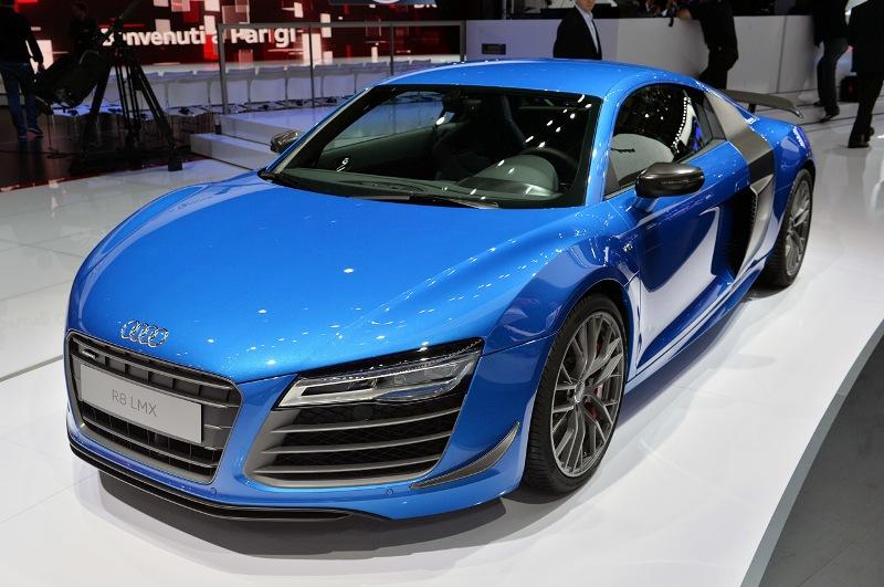 Paris Motor Show 2014: Audi R8 LMX hàng hiếm chỉ 99 chiếc