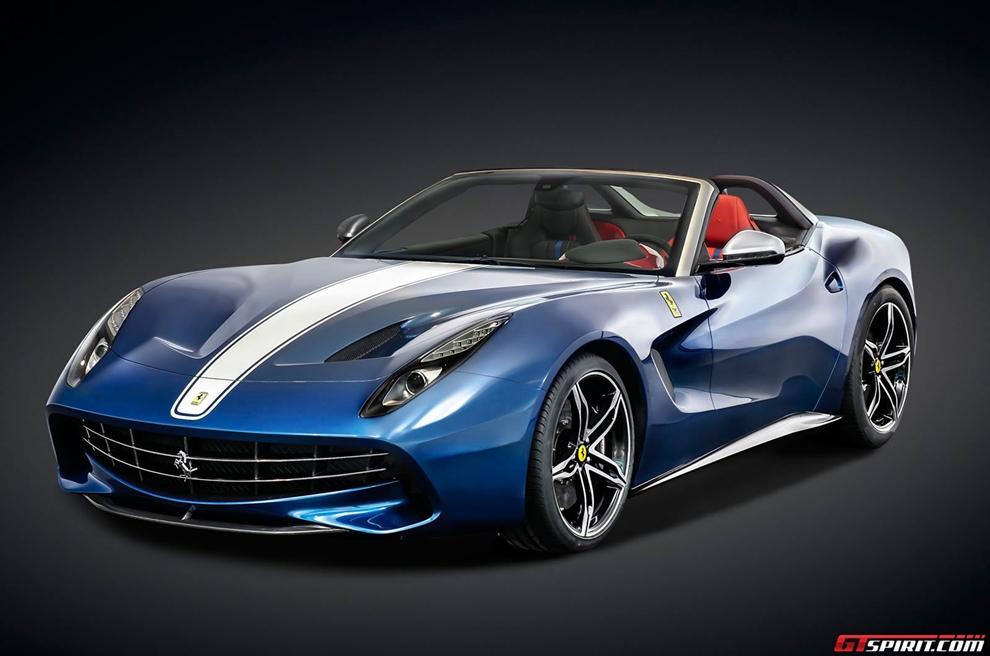 Ferrari tiết lộ siêu xe F60 America-bản độc dành riêng cho đại gia Mỹ