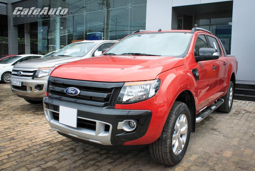 Ford Việt Nam bán được 1.390 xe trong tháng 9