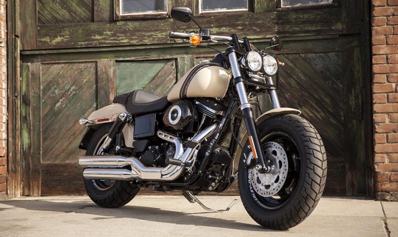 Harley-Davidson Fat Bob 2015: mới nhưng không thay đổi