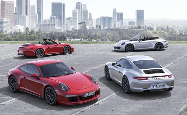 Porsche 911 Carerra GTS, bán ra vào cuối năm giá từ 115,195 USD