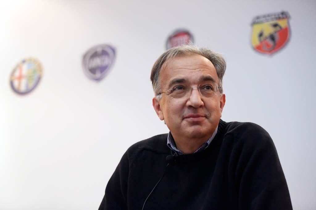 Sergio Marchionne sẽ từ chức vào năm 2018