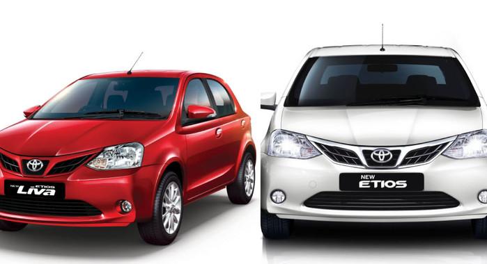 Toyota trình làng mẫu sedan Etios với giá chỉ 165 triệu đồng