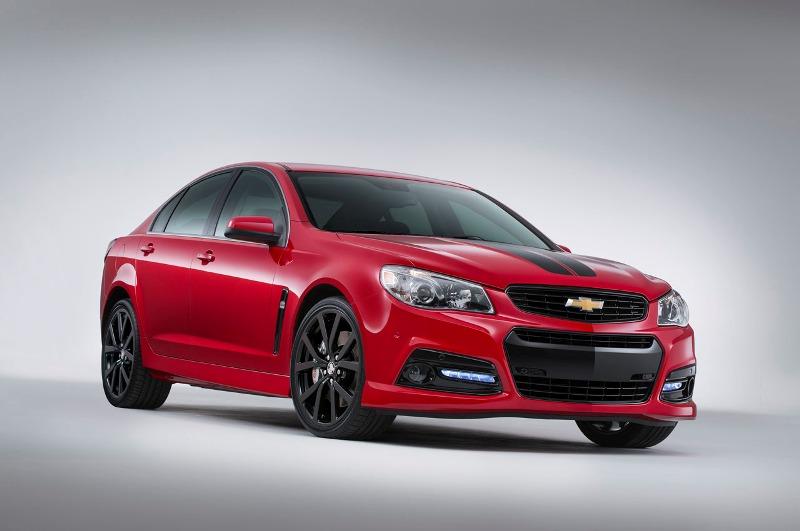 Chevrolet đem bộ 5 xe độ tới SEMA Show