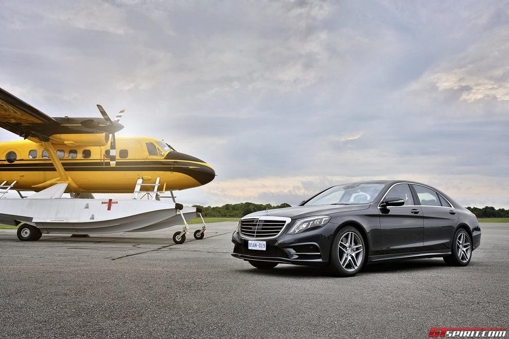 Hơn 100.000 chiếc Mercedes-Benz S-Class đã được bán ra