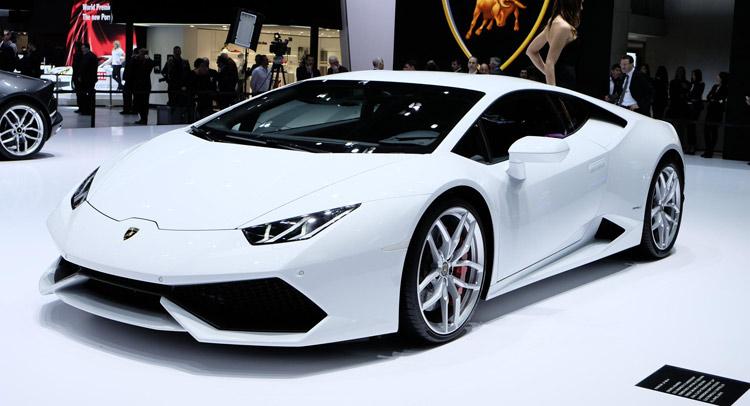 Lamborghini Huracan bán đắt như tôm tươi