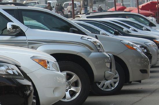 Ô tô Trung Quốc xuất sang Việt Nam tăng mạnh