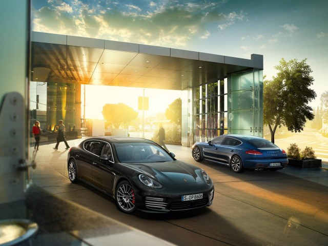 Porsche Panamera thế hệ mới sẽ ra mắt vào năm sau