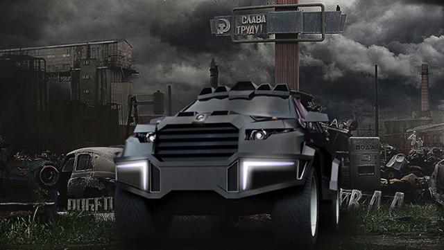 """Sắp có """"siêu SUV"""" Dartz Prombron mạnh 1.500 mã lực"""