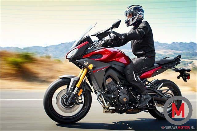 Yamaha FJ-09 2015 lộ diện, ra mắt vào tháng tới