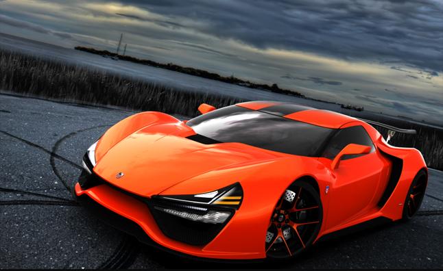 Bugatti Veyron sắp có đối thủ mới mạnh tới 2.000 mã lực