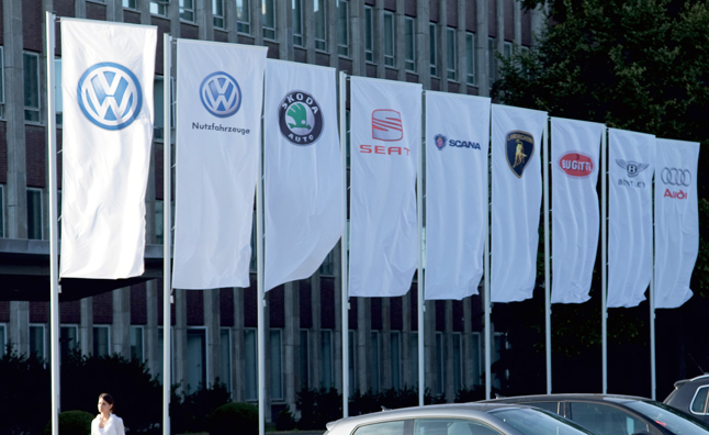 Volkswagen muốn vượt Toyota bán chạy nhất toàn cầu
