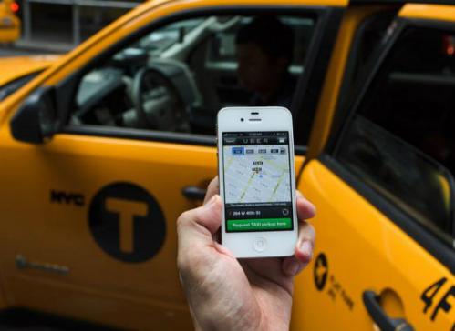 Dịch vụ taxi mới gây tranh cãi