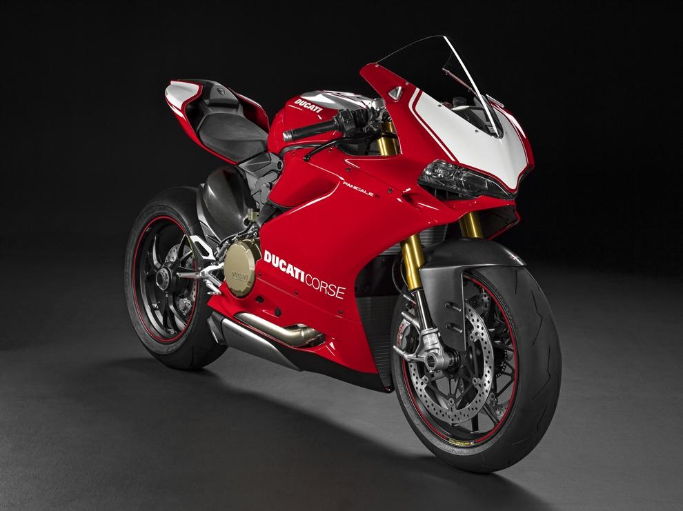 EICMA 2014: Ducati trình làng siêu phẩm 1299 Panigale, mạnh đến 205 mã lực