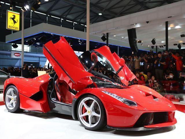 Ferrari đáng giá bao nhiêu?