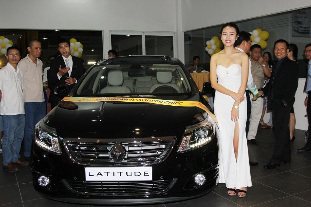 Renault khai trương showroom thứ 4 tại Việt Nam