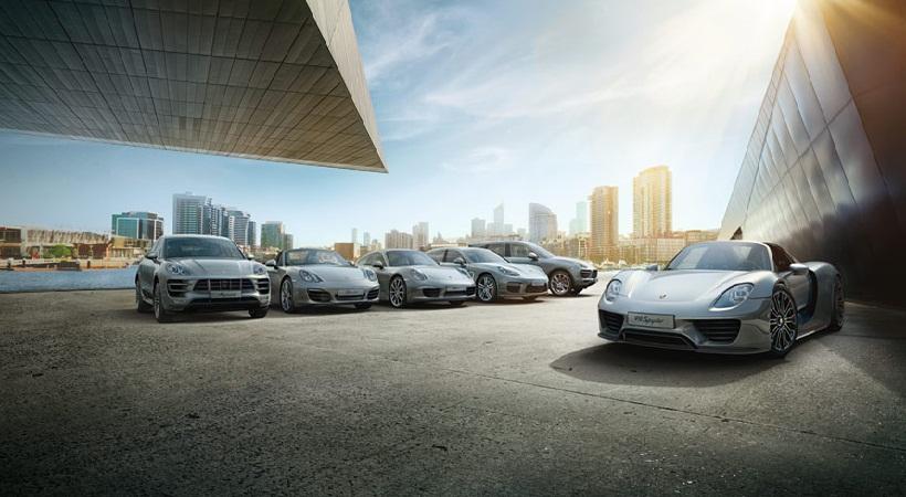 Porsche bán được 151.500 xe trong 10 tháng