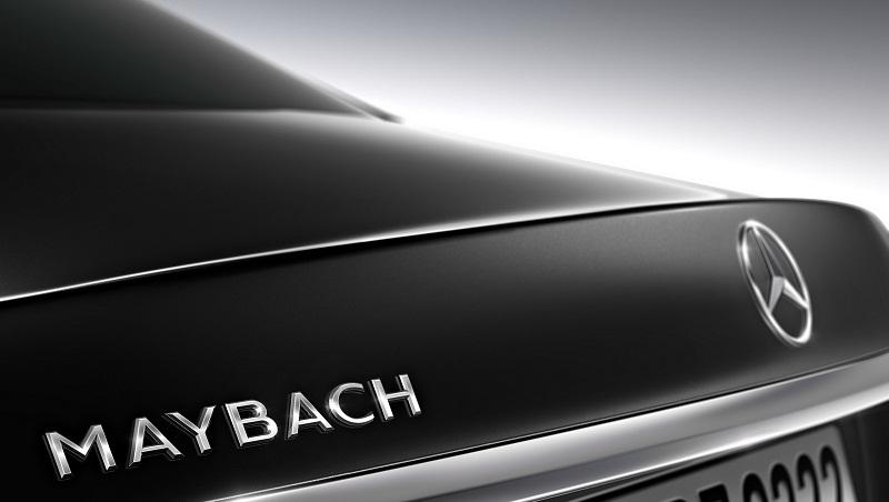 Thêm hình ảnh xe siêu sang Mercedes-Maybach S-Class được tiết lộ