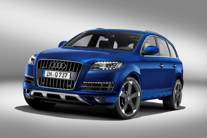 Audi Q8 sắp ra mắt