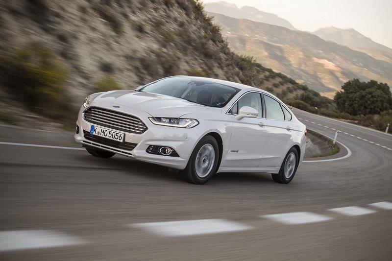 Ford Mondeo hybrid bắt đầu sản xuất ở châu Âu