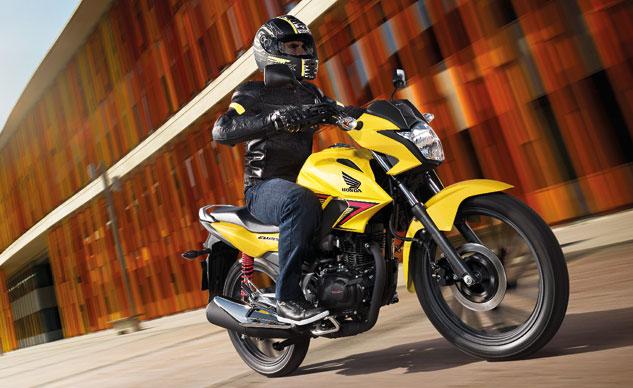 Honda ra mắt motor phân khối nhỏ CB125F 2015