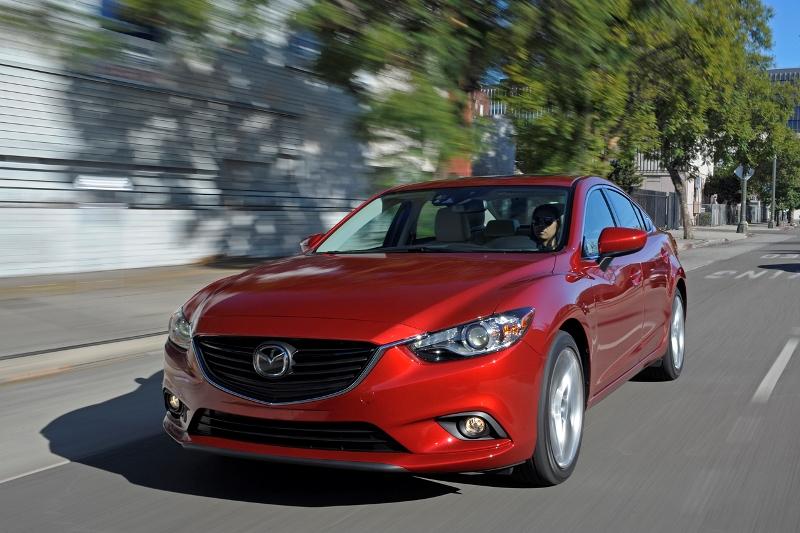 Triệu hồi 100.000 chiếc Mazda6 vì lỗi cảm ứng áp suất lốp