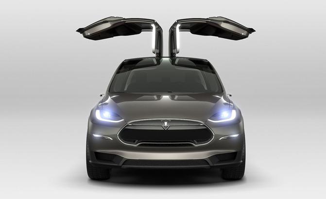 Mẫu xe điện đầu tiên của Audi sẽ là đối thủ của Tesla X