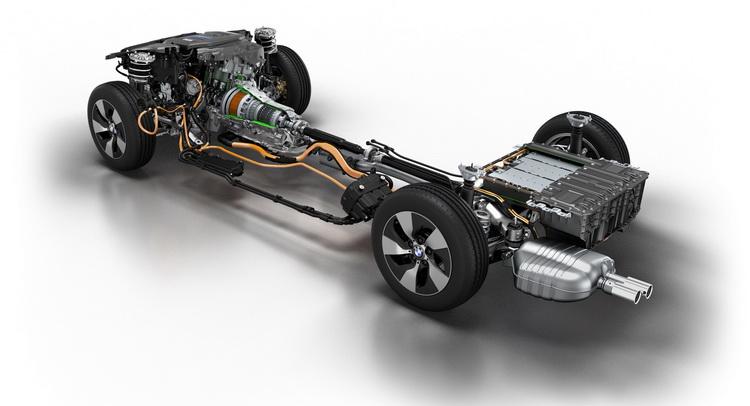 BMW sẽ điện hóa tất cả các dòng sản phẩm cốt lõi