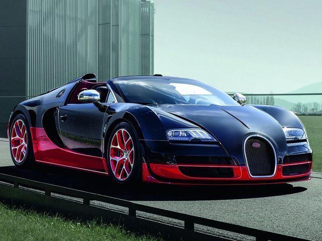 Chỉ còn 8 chiếc Bugatti Veyron chưa có chủ  trên thế giới