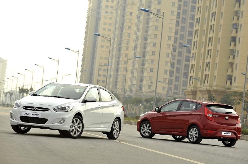 Hyundai Thành Công tiên phong sử dụng tem năng lượng màu xanh lá cây