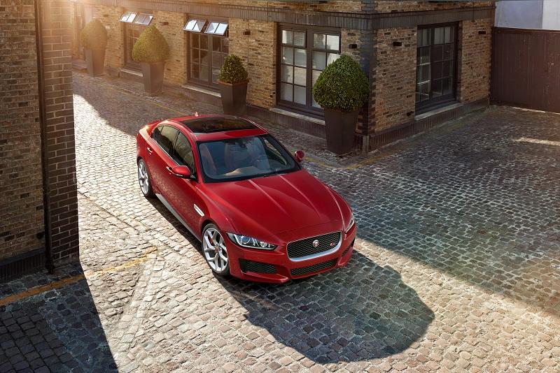 """Jaguar XE sẽ có """"xuất xứ"""" từ Trung Quốc"""