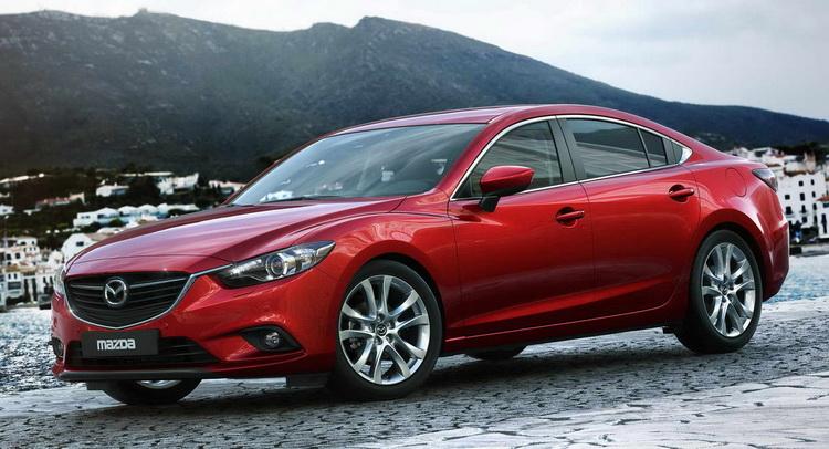 Mazda6 bán được 3 triệu chiếc