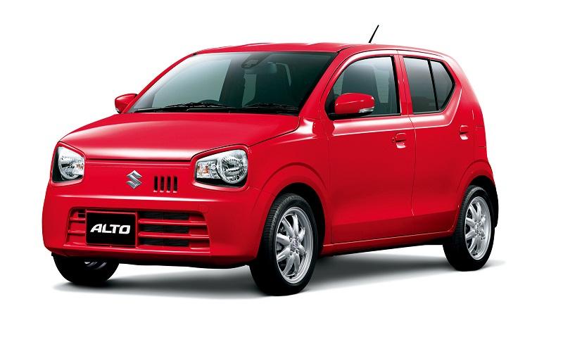 Suzuki ra mắt xe hơi tiêu thụ nhiên liệu như xe máy