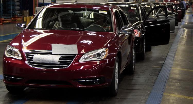 2014: Năm thành công của thị trường ô tô Bắc Mỹ