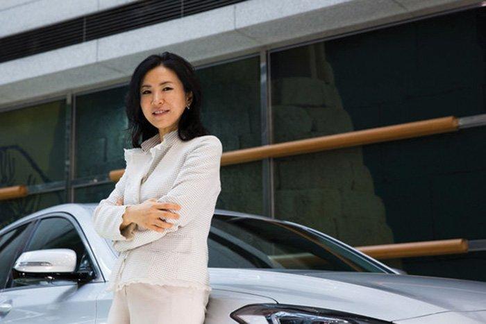 Choi Myoung Wha, người phụ nữ đặc biệt của Tập đoàn Huyndai